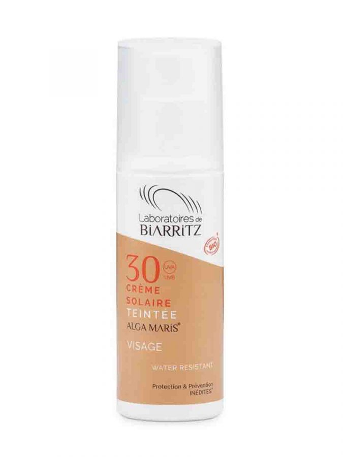 BB Cream Light LSF30 getönte Sonnencreme 50ml Laboratoires de Biarritz