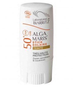 Getönter Stick für das Gesicht LSF 50+ 9ml Laboratoires de Biarritz