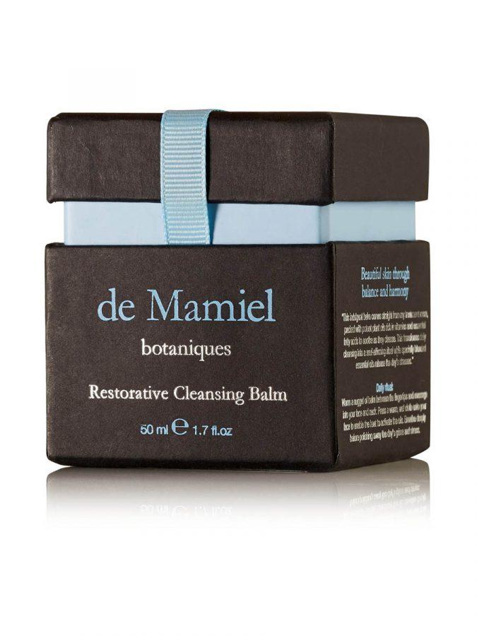 De Mamiel Restorative Cleansing Balm Reinigungsbalsam ml