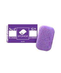 Konjac-Lavendel Körperschwamm
