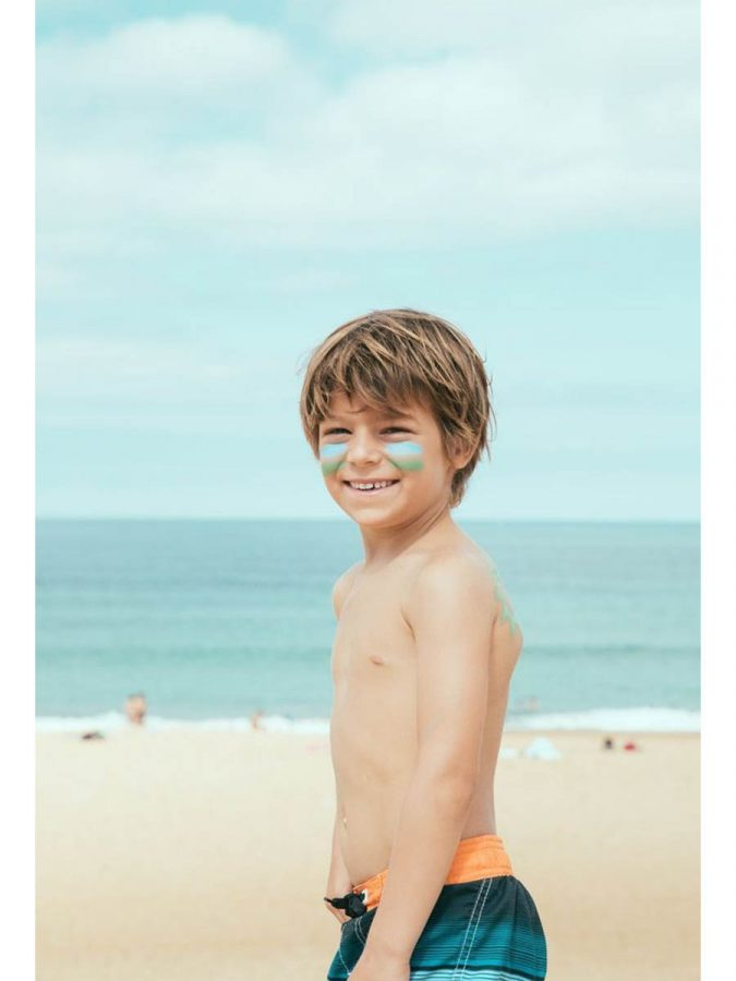 EQ Sonnenschutz Stick Gruen LSF g