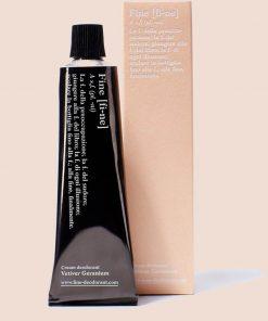 Deodorant Creme Vetiver Geranium Tube 40g
