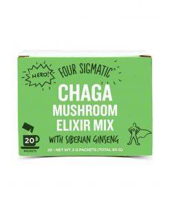 Chaga Elixir Pilzgetränk 20 x 3g