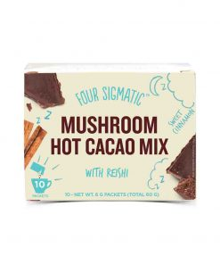 Mushroom Hot Cacao Mix mit Reishi Kakao 10 x 6g