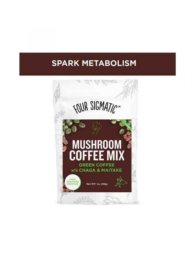 Four Sigmatic Reishi Spores Superfood Blend g