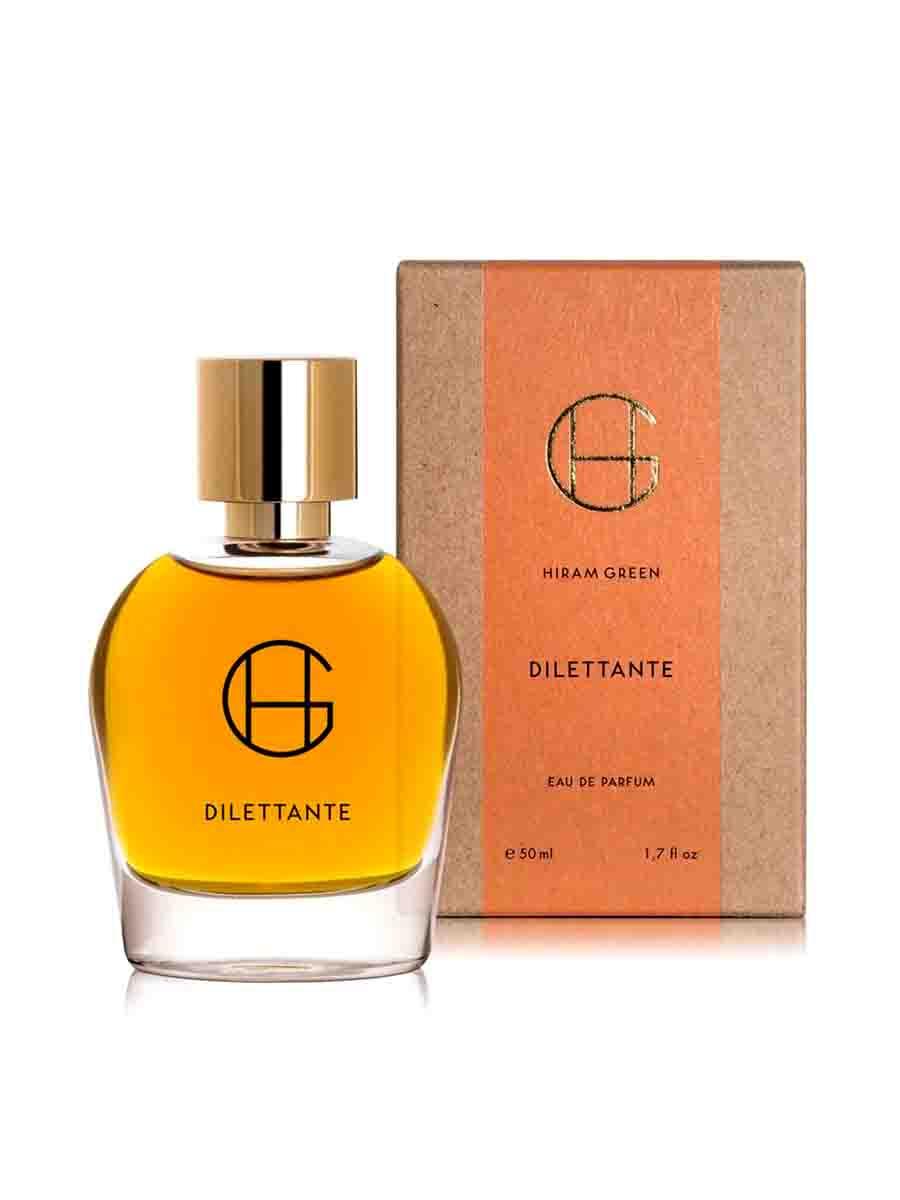 hiram green dilettante parfum 50ml biomazing. Black Bedroom Furniture Sets. Home Design Ideas
