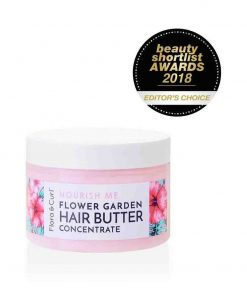 Flower Garden Hair Butter Concentrate Leave-In Lockenpflege 120g