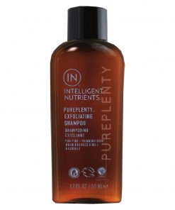 PurePlenty Exfoliating verdichtendes Shampoo Travel Size 50ml
