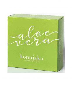 Aloe Vera Konjac Sponge Gesichtsschwamm