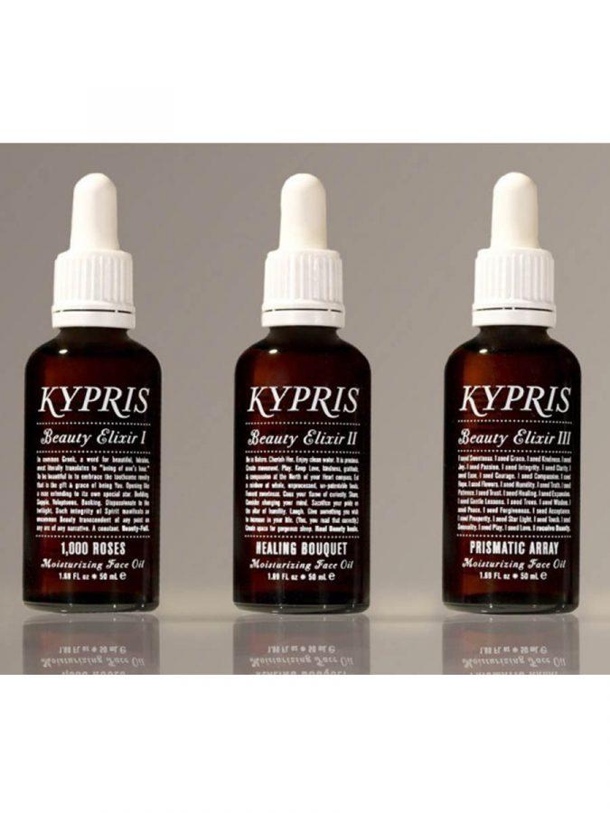 Kypris Beauty Elixir I Roses Gesichtsoel ml