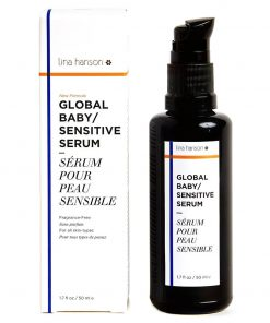 Global Sensitive Serum Ölserum für Gesicht Körper & Babies 50ml
