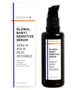 Global Sensitive Serum Ölserum für Gesicht Körper & Babies Deluxe Mini 10ml