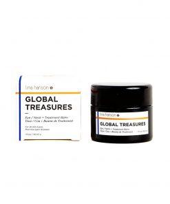 Global Treasures Mousse-Balsam für Augen & Hals 30ml