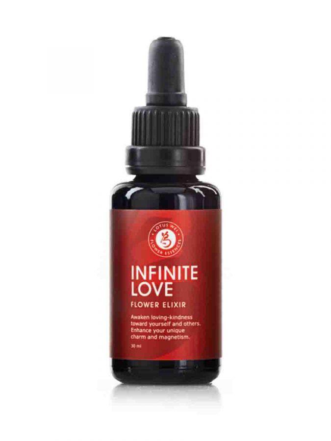 Infinite Love Elixir Blütenessenz Blütenessenz 30ml