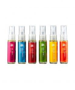 Mini-Kollektion Serum Körperöl Körperöl 6x 10ml