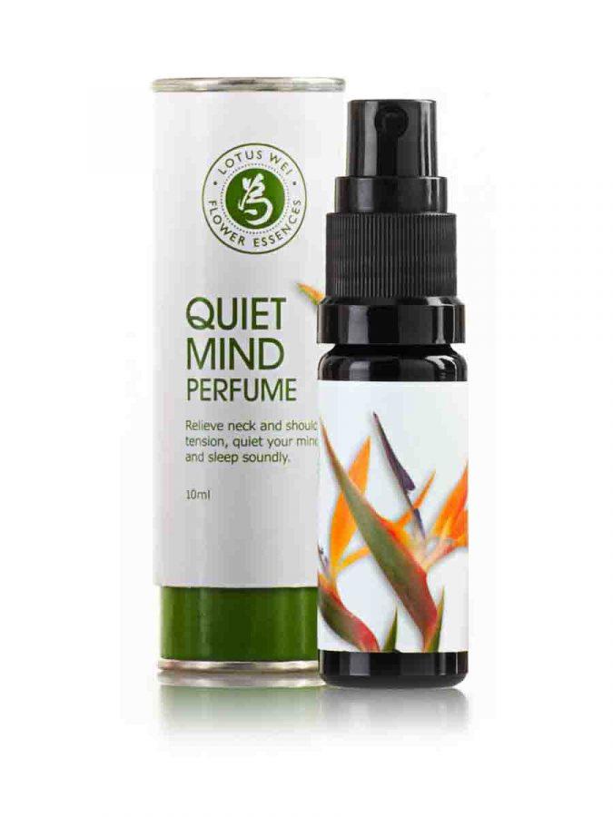 Quiet Mind Perfume 10ml