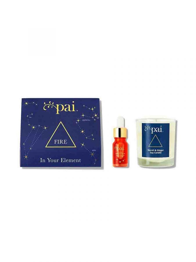 Fire - In Your Element Gift Set