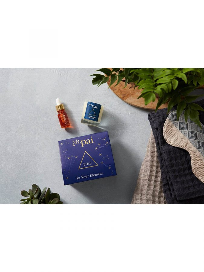 Pai Skincare Fire In Your Element Gift Set