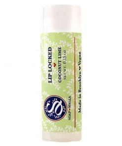 Coconut-Lime Lippenbalsam