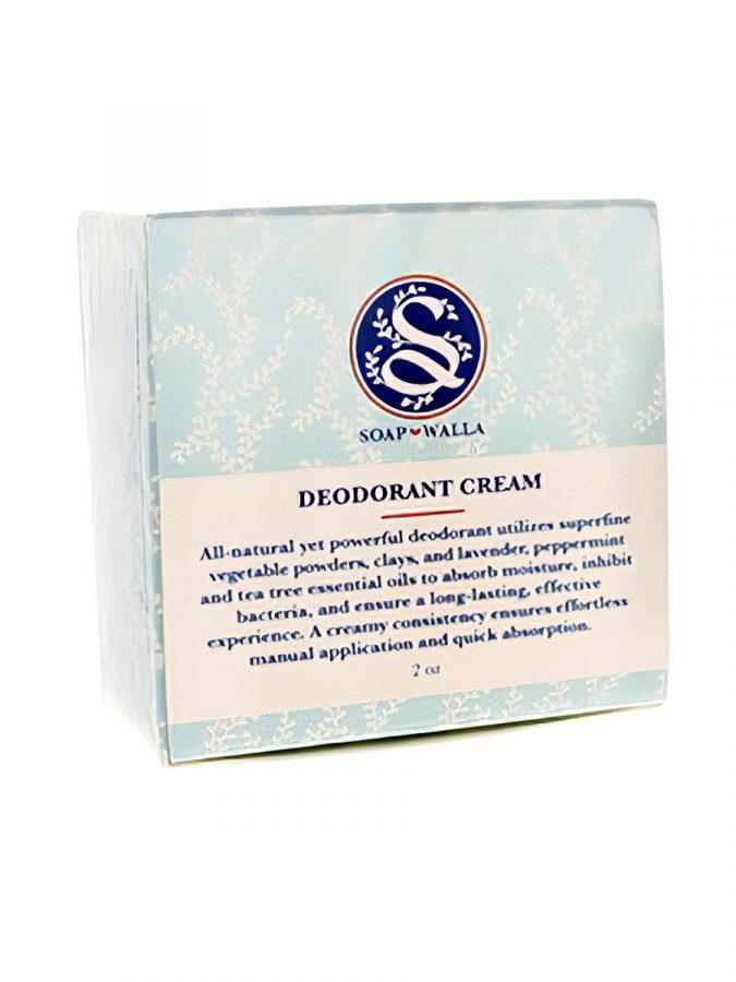 Soapwalla Kitchen Original Deodorant Creme Lavendel Teebaum g