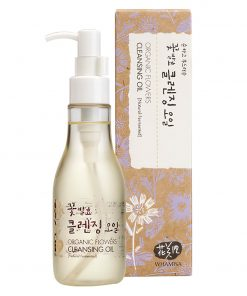 Organic Flowers Cleansing Oil 150ml