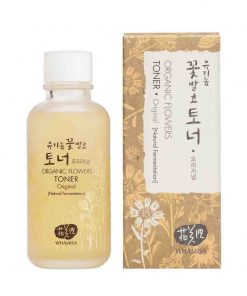 Organic Flowers Original Toner 120ml