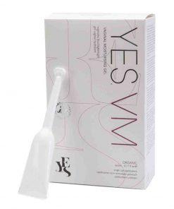Bio-Gleitgel & Feuchtigkeitsgel auf Wasser-Basis Vaginal Moisturizer Applikatoren 6 x 5ml