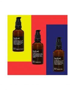 Body Serum Set Energy Peace & Focus 3x50ml