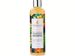 Flora & Curl african-citrus-superfruit-shampoo