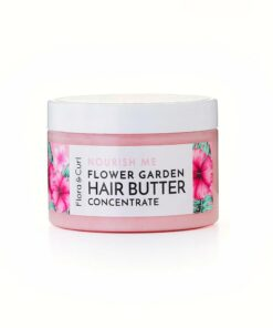 Flora & Curl flower-garden-hair-butter