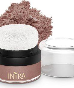 Inika Mineral Blush Puff Pot Rosy Glow Produktbild