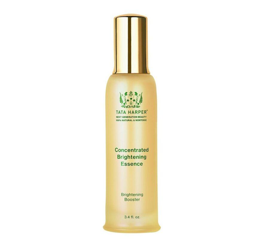 Tata Harper Skincare Concentrated Brightening Essence Aufhellende Gesichtsessence 100ml Biomazing