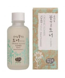 Organic Flowers Refresh Toner 120ml